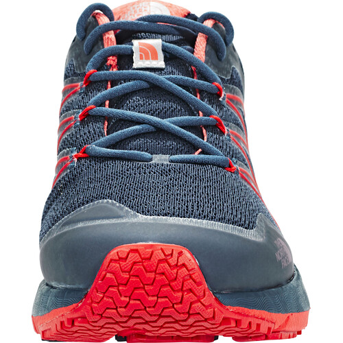 The North Face Ultra Cardiac II - Chaussures Homme - rouge